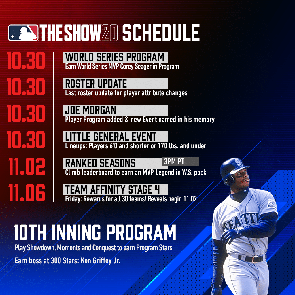 Face-Off Against the Kid in the 10th Inning, Play Part 2 of the World Series Program!