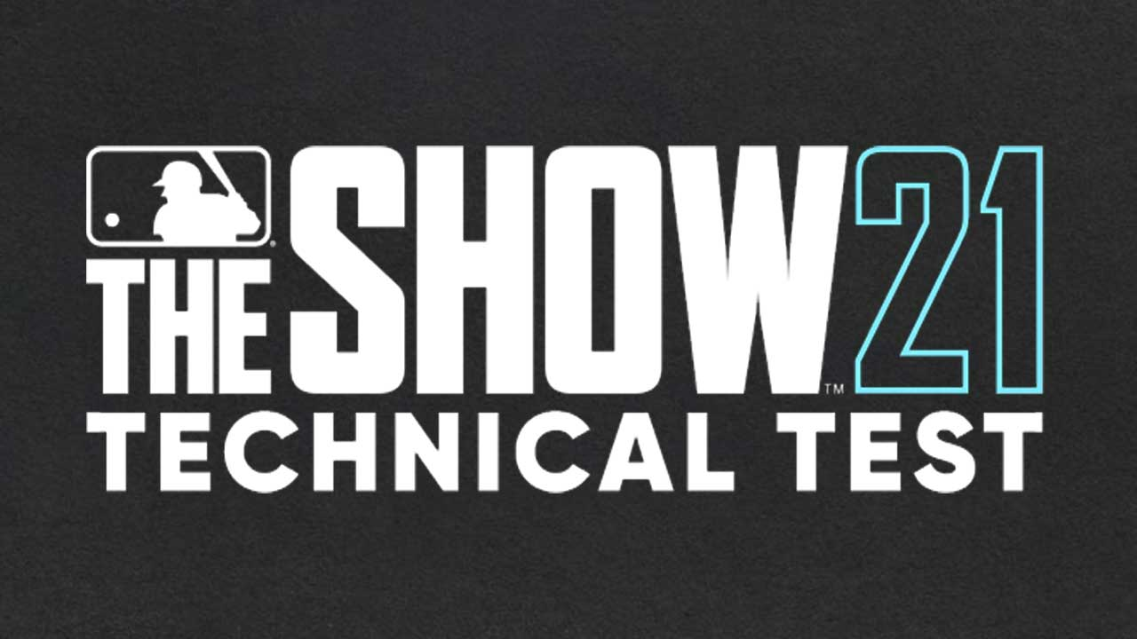 MLB The Show 21 Technical Test