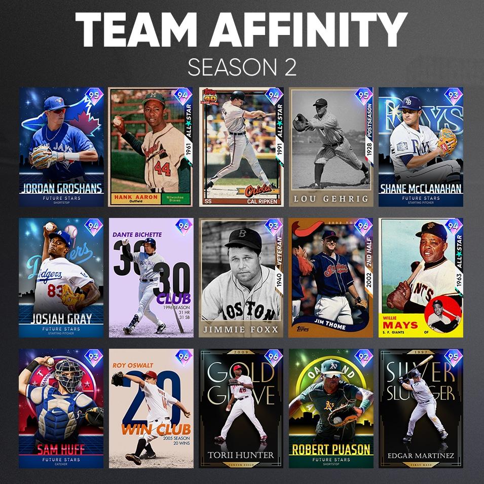 Team Affinity Season 2