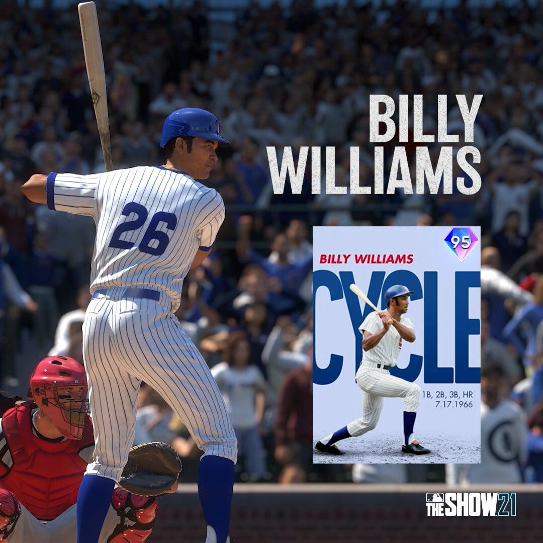 Billy Williams Player Program
